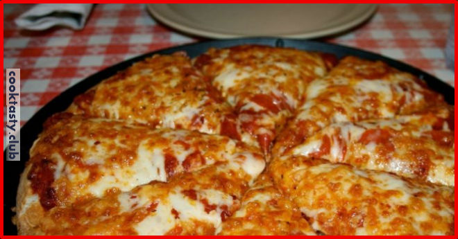 Пицца за 10 минут на сковороде