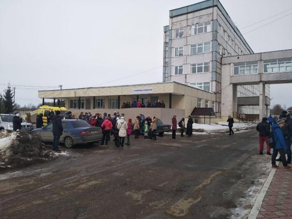 Массовое отравление вВолоколамске: госпитализированы 23 ребенка