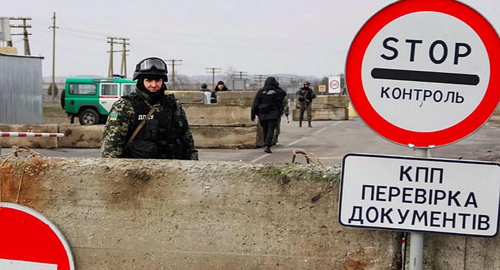 Ад на границе Крыма и Украины: Свидетельства из Киева