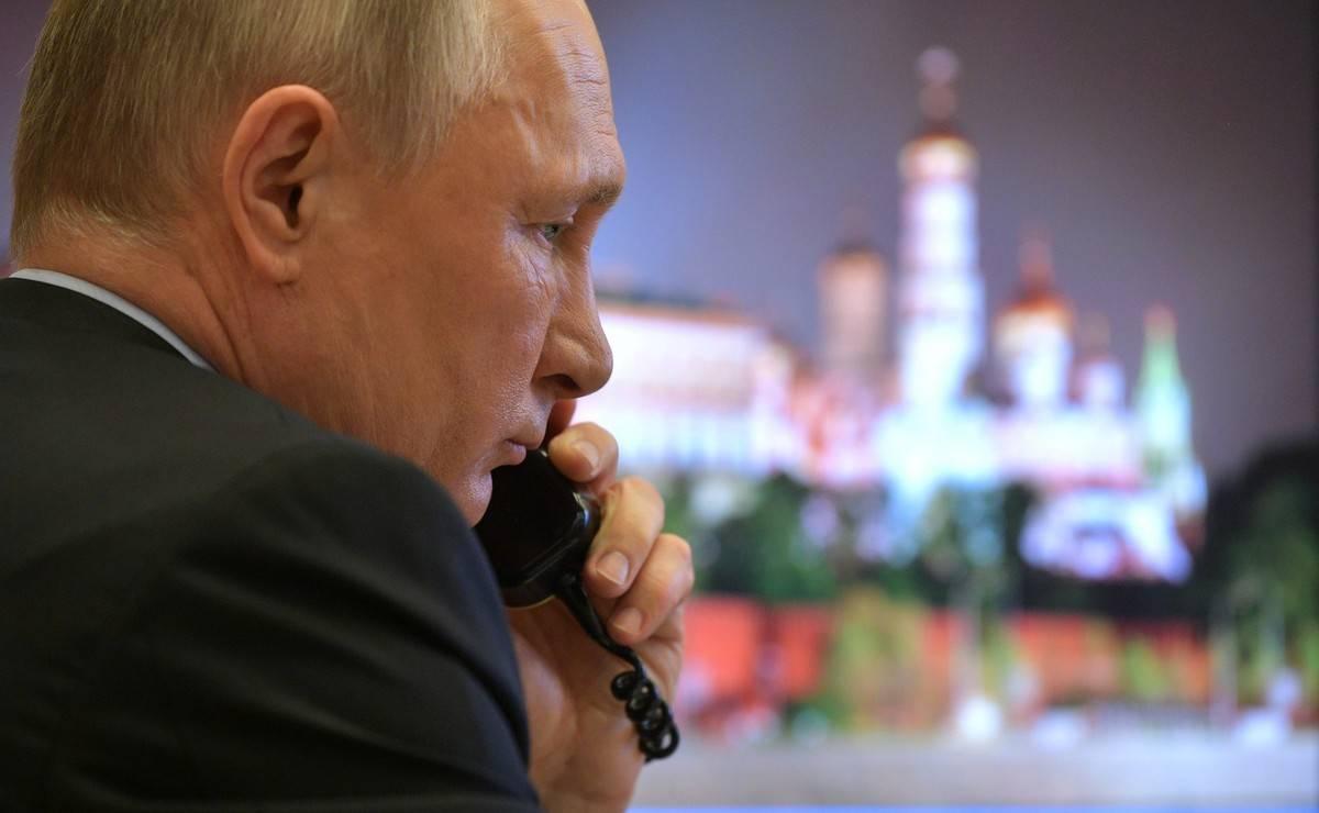 Это у США мрачное будущее, а не у России: в «диктатуру Путина» не верят даже американцы геополитика