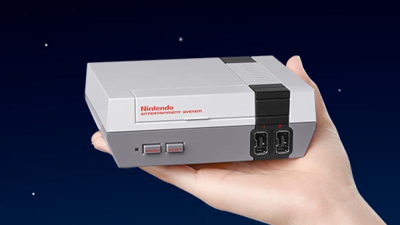 Россиянин нашел способ взломать NES Classic