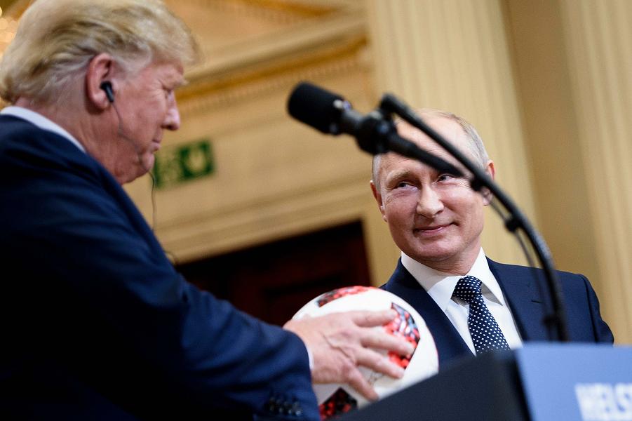 Анонс Трампа: с Путиным «будет очень хороший разговор»