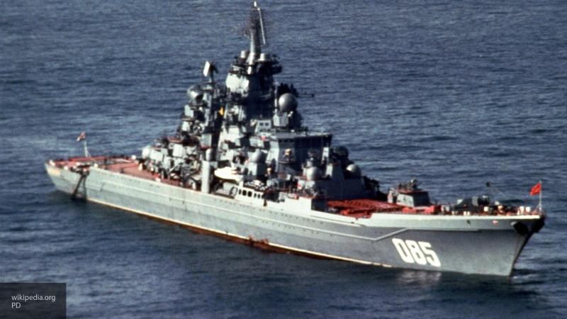 """Эксперт Литовкин рассказал о том, каким будет атомный крейсер """"Адмирал Нахимов"""" после модернизации"""