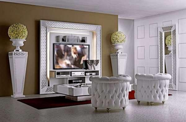 мини стенка в гостиную в современном стиле, фото 29