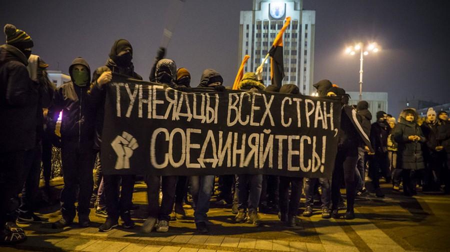 Украинский сценарий: свободо…