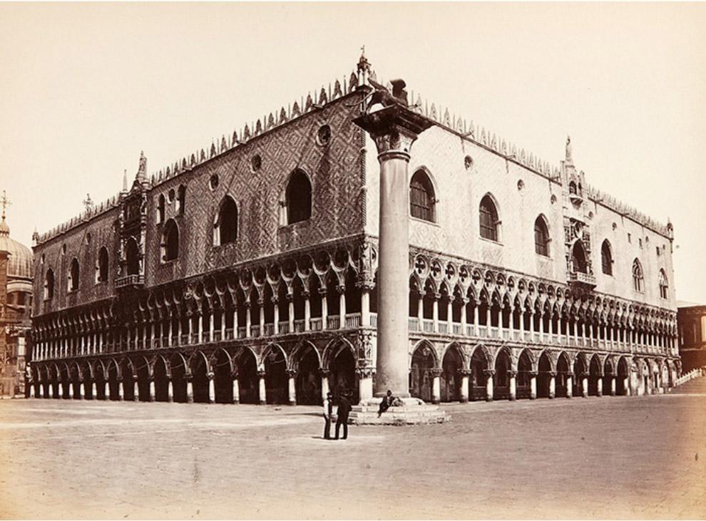 Фотографии Венеции XIX века