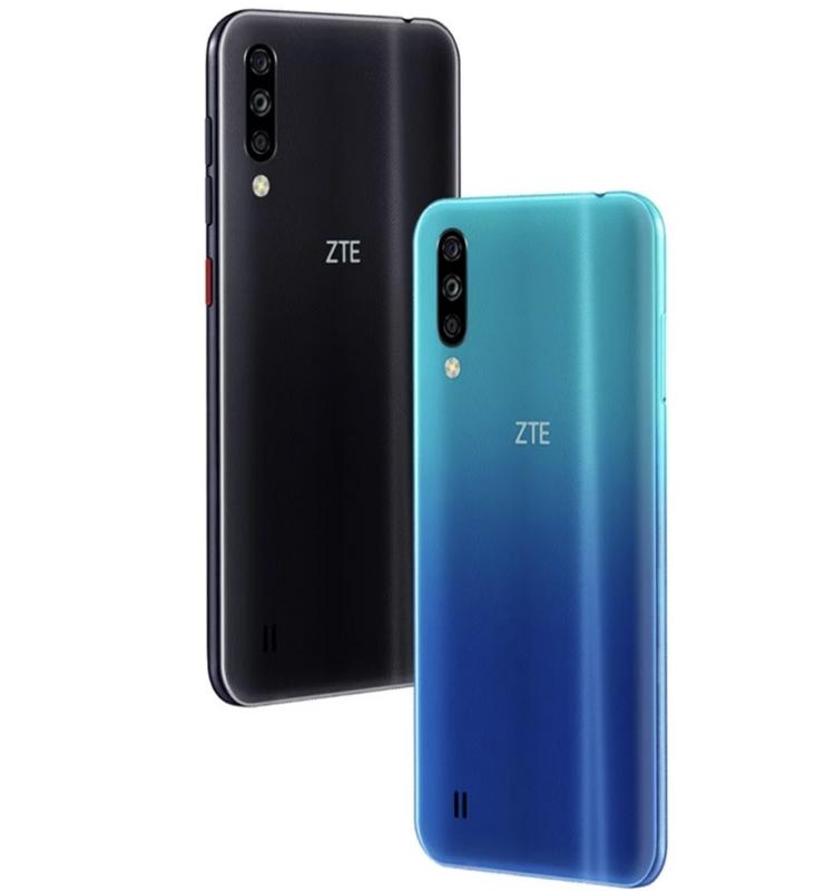 Недорогой смартфон ZTE Blade A7s оснащён тройной камерой и 64 Гбайт памяти новости,смартфон,статья