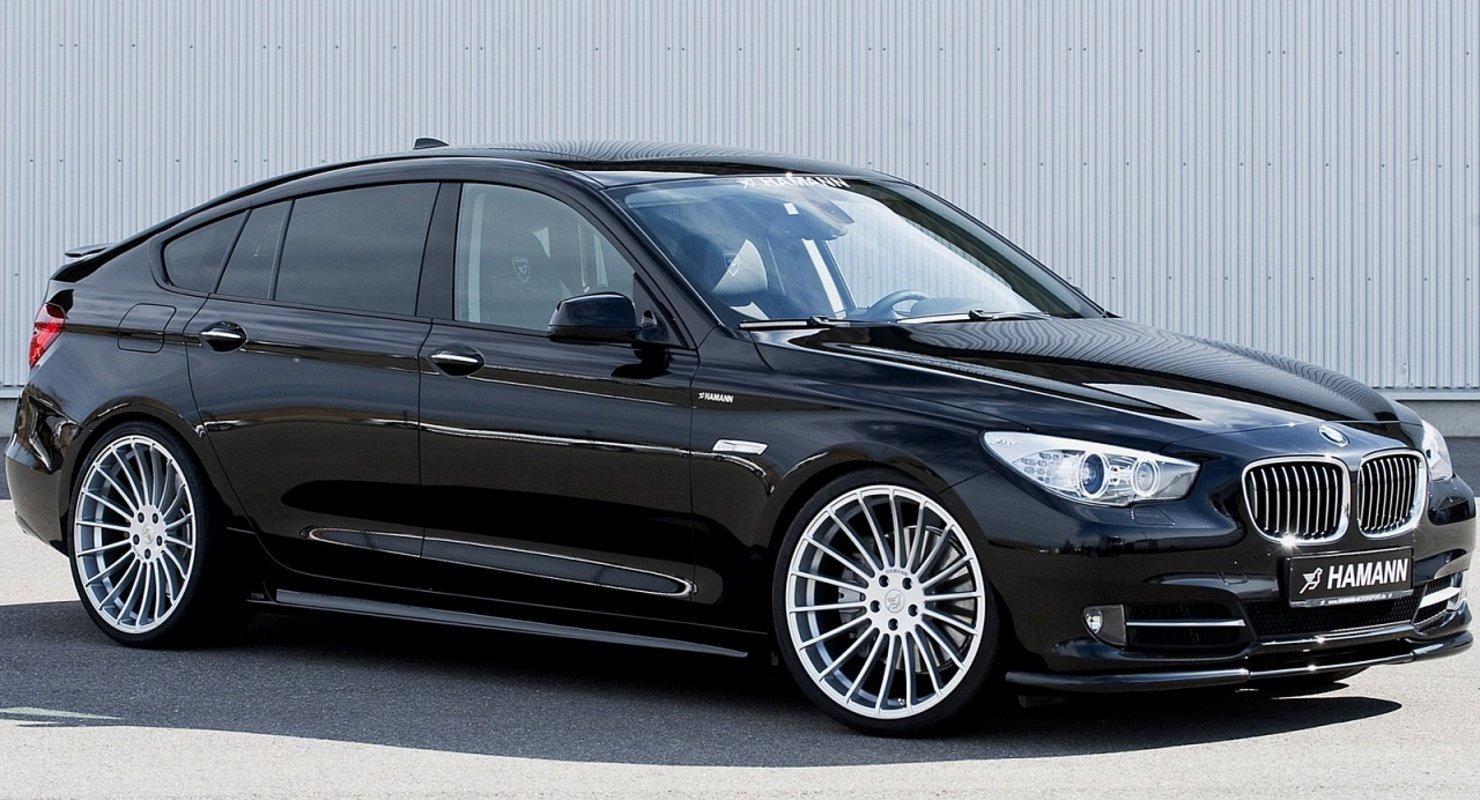 Агрессии стало меньше: обновленный BMW 5-series GT Автомобили