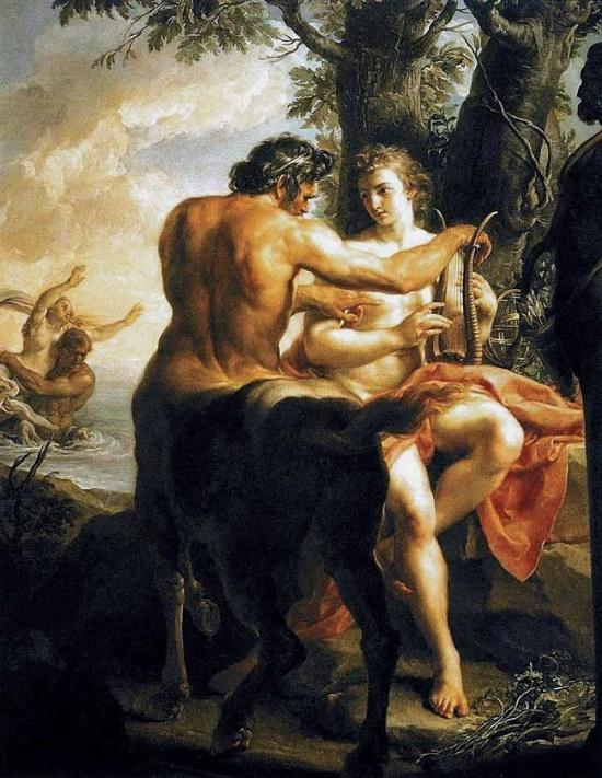 художник Помпео Джироламо Батони (Pompeo Girolam Batoni) картины – 12