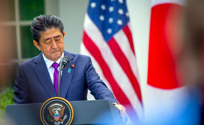 Япония готова стать 51-м штатом США, лишь бы отнять у России Курилы