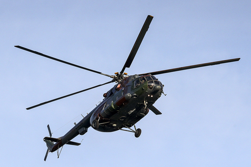 Один человек погиб в результате жесткой посадки Ми-8 под Тверью