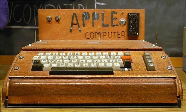 11. Первый продукт Apple, изобретенный Стивом Возняком винтаж, интересно, исторические кадры, исторические фото, история, ретро фото, старые фото, фото