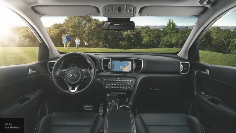 Kia презентовала технологию распознавания эмоций водителя