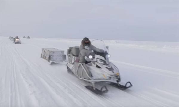 Миссия невыполнима - это не об арктическом спецназе