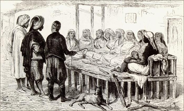 Как русские спасли Северный Кавказ от турецкого рабства