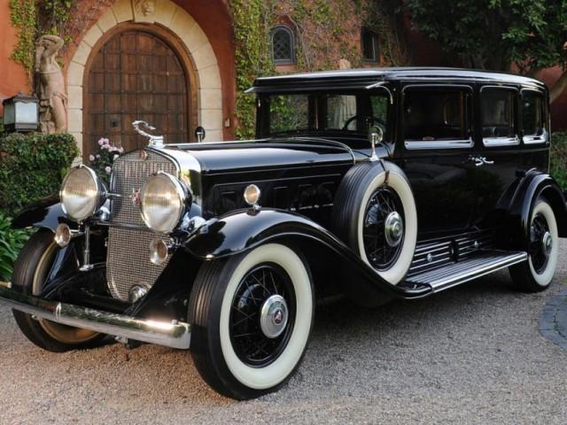 Бронированные автомобили Аль Капоне