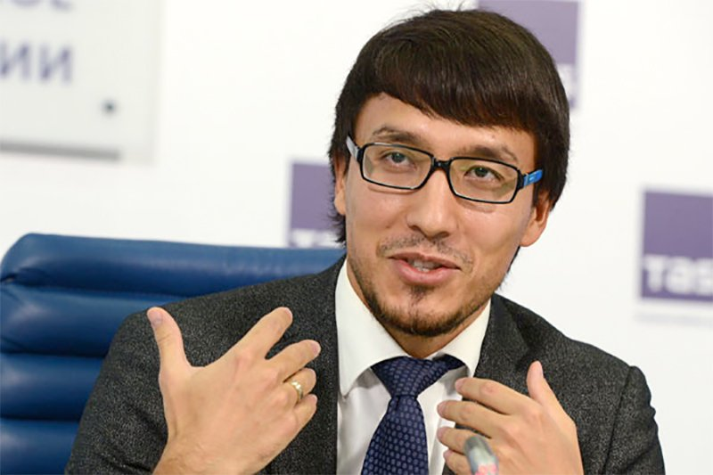 Дмитрий Габитович Абзалов. Источник изображения: