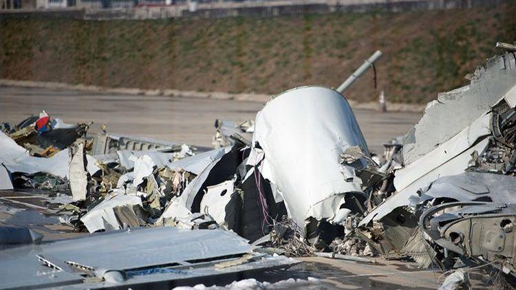 Минобороны РФ обнародовало причины катастрофы Ту-154 над Черным морем