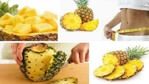 Диета на основе ананаса. Потеряйте пять килограммов за три дня