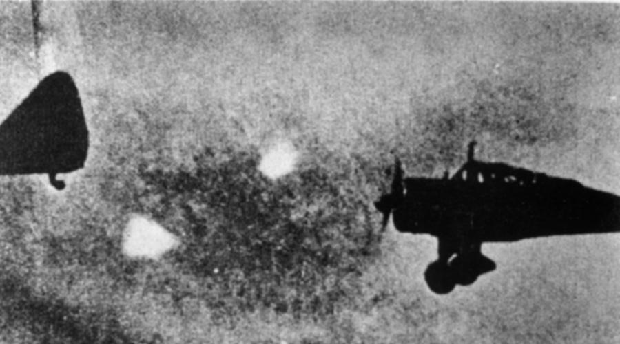 Случаи реального столкновения человека с НЛО