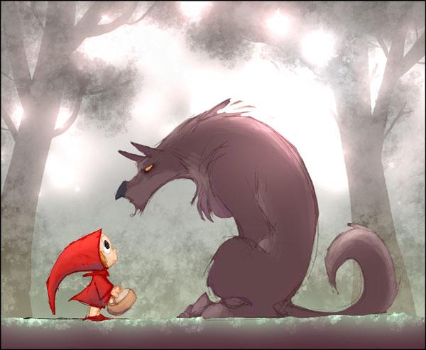 С волками жить