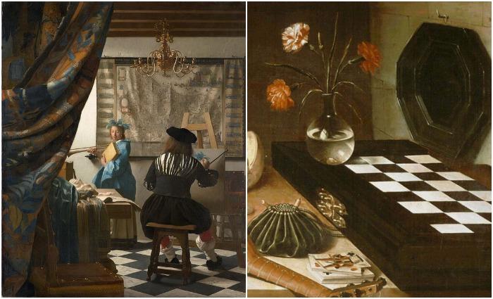 Как художники прошлого рассказывали о высших материях: Справедливость, тщеславие, бег времени и не только в аллегоричных образах