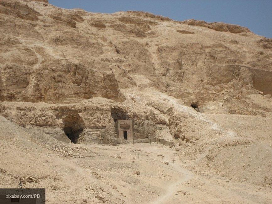 В Египте нашли могилы возрастом более 4000 тысяч лет