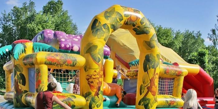В Петербурге ребенка-инвалида выгнали из парка аттракционов