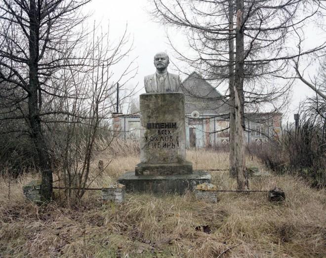 Чернобыль: как время поглощает остатки цивилизации