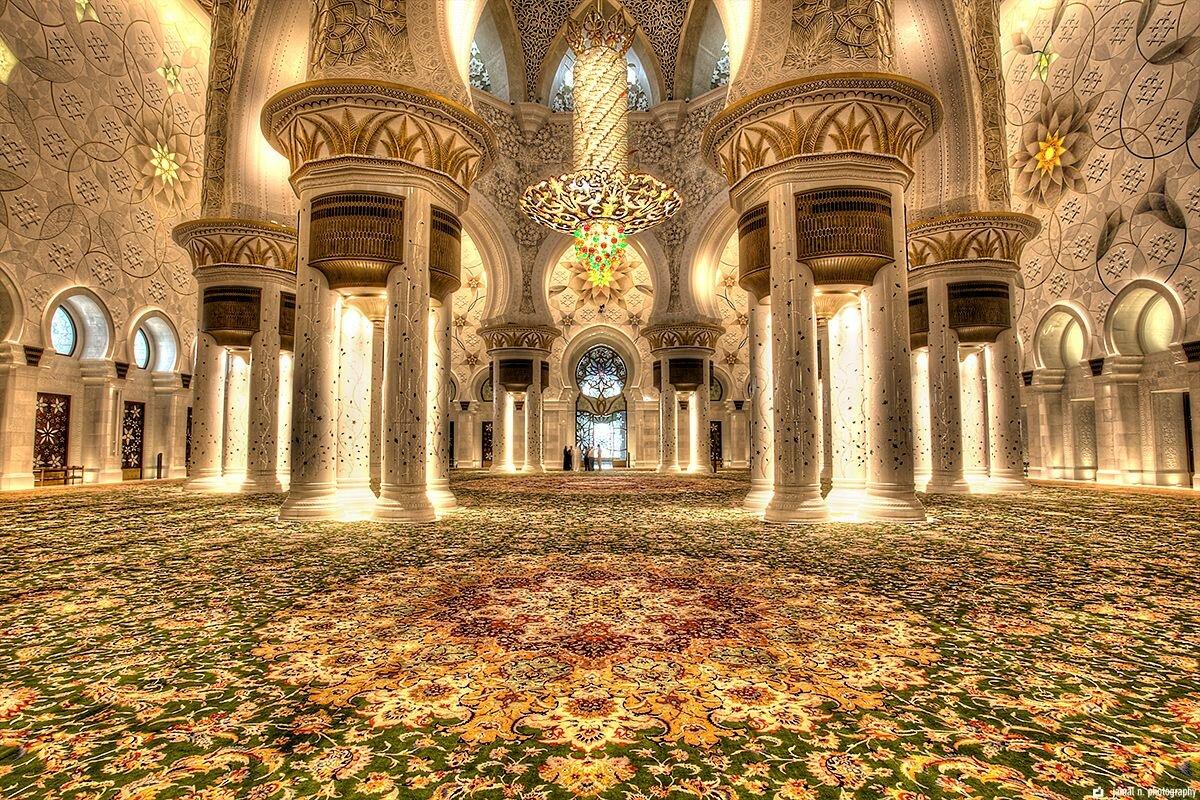8 фактов о самой дорогой мечети в мире