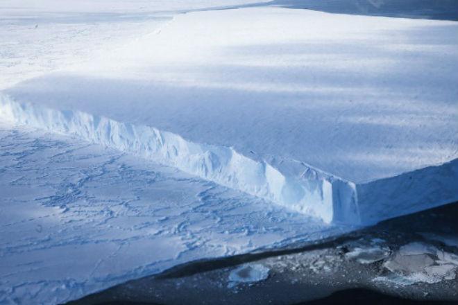 Анализ со спутника выявил древние континенты под Антарктидой