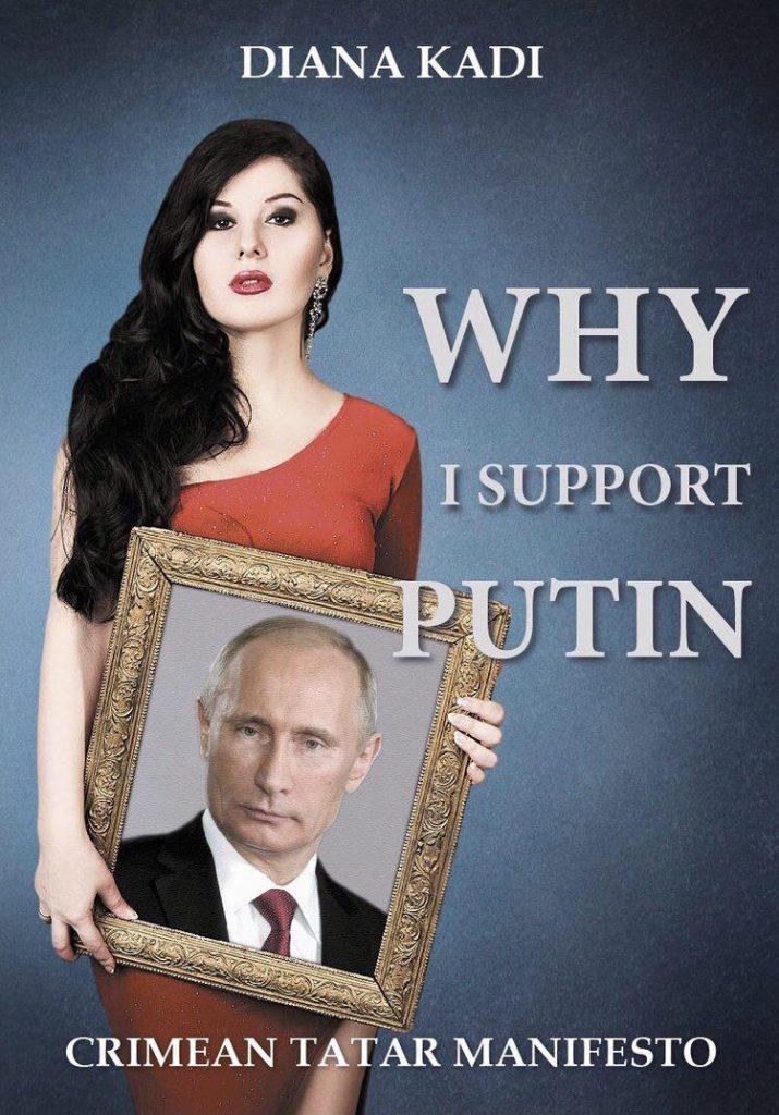 Известная крымская татарка объяснила, почему она поддерживает Путина