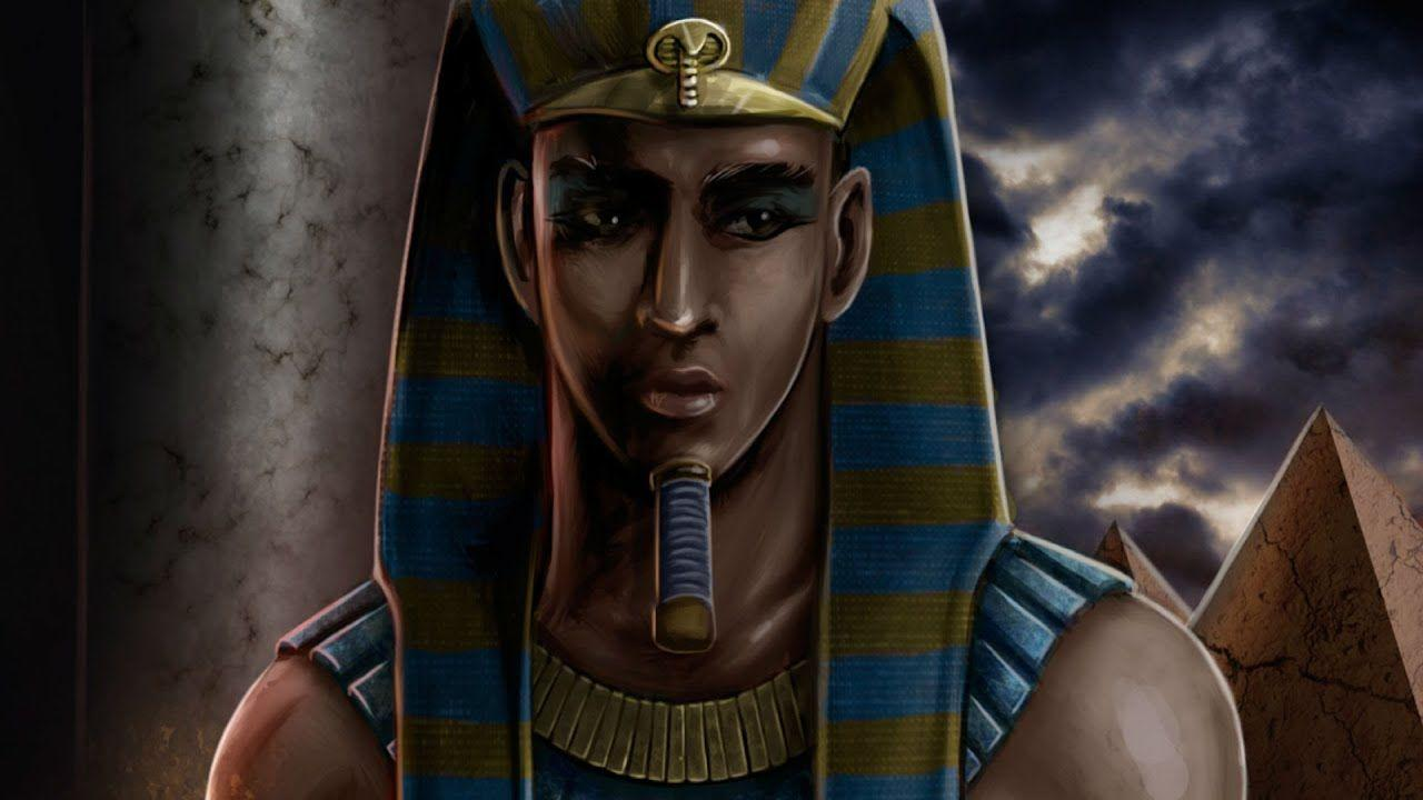 Итак, небольшой экскурс в фараонов, Египет и в то, как цари богам приказывали.