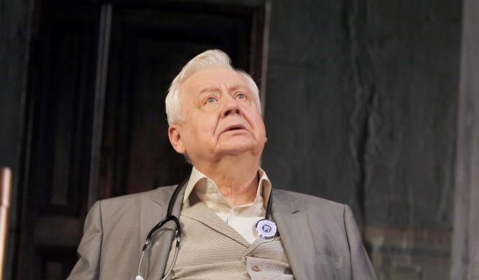 Олег Табаков умер как христианин, — протоиерей Владимир Волгин