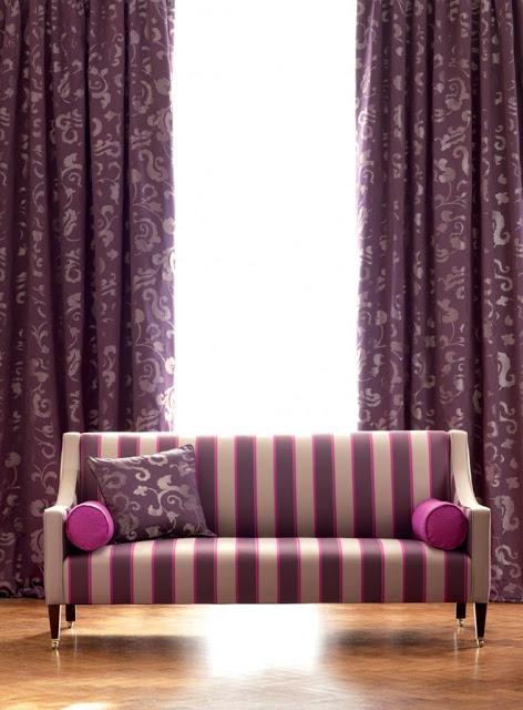 Модные цвета штор