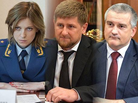 «За то, что хвалит он кукушку»: Поклонская поздравила Кадырова