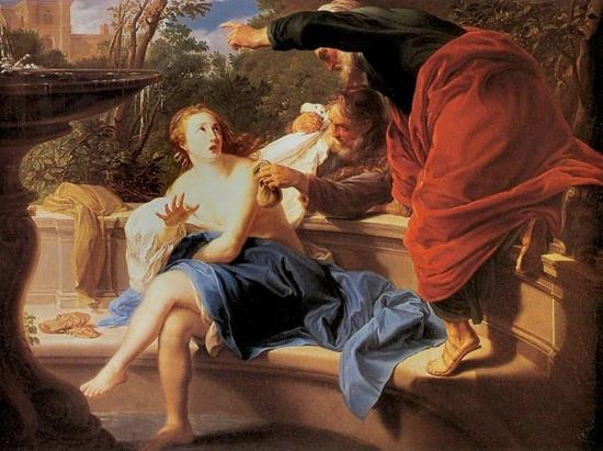 художник Помпео Джироламо Батони (Pompeo Girolam Batoni) картины – 13