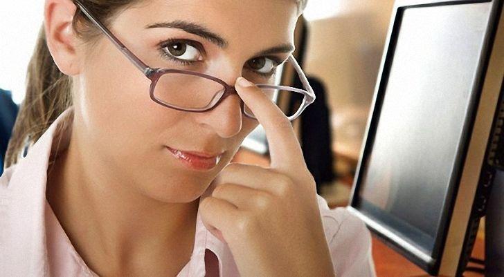 Очки для зрения с тонировкой купить в