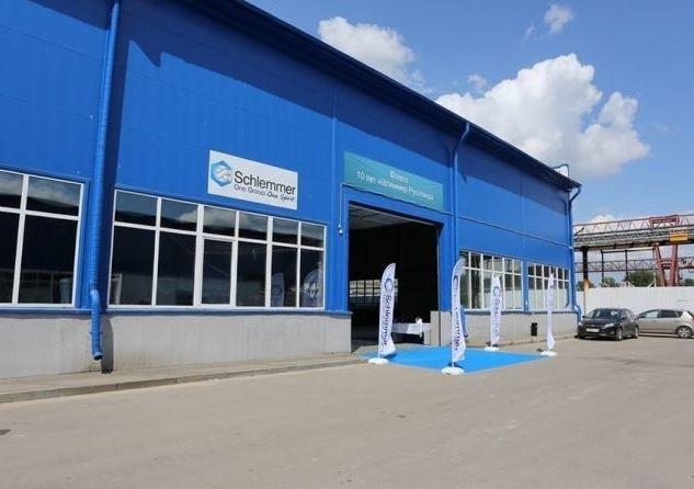 ООО «Шлеммер Русланд» открыло в Нижнем Новгороде производство токарных изделий