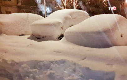 В Карелии 7 тыс. человек остались без энергоснабжения из-за непогоды
