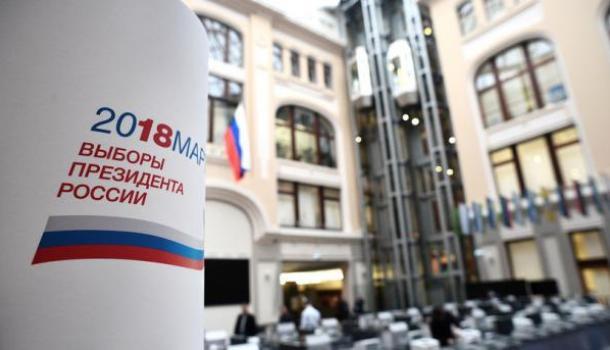 Как выбирали президента России в США: пряники, СССР и триколоры (ФОТО)