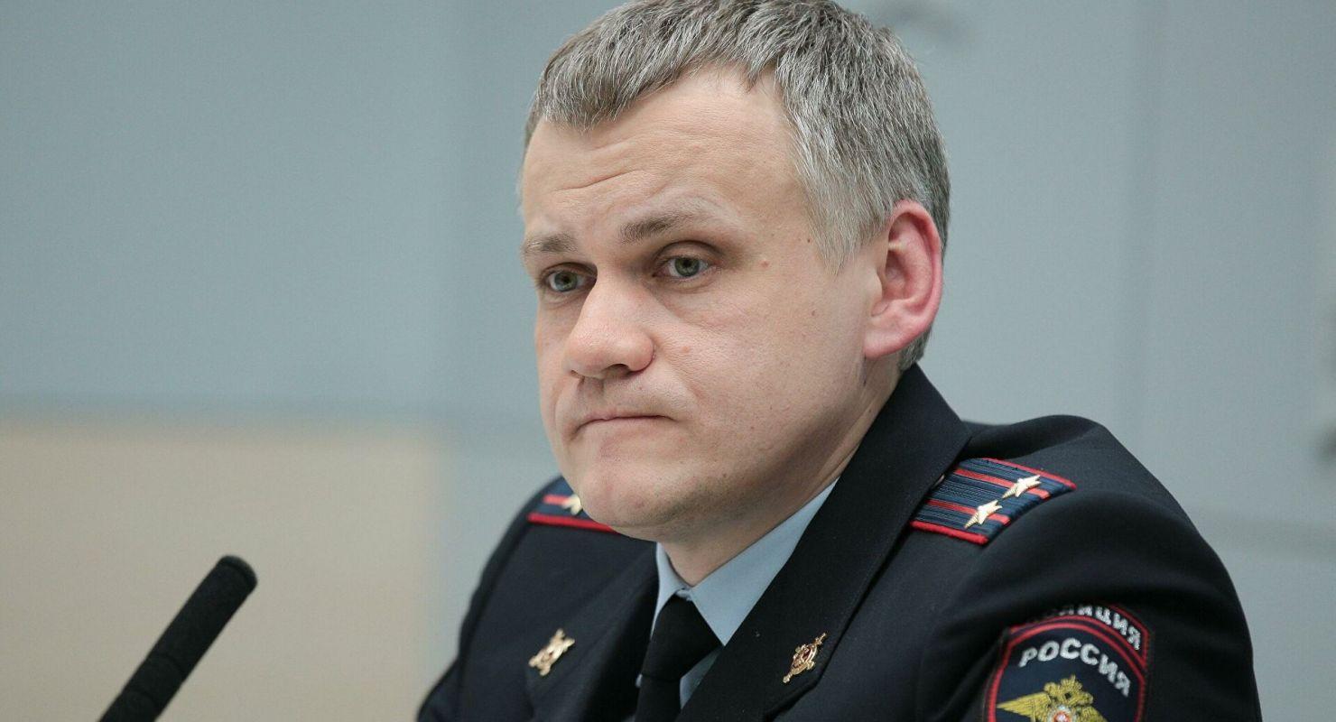 Глава ГИБДД Москвы уволен приказом президента Автограмота