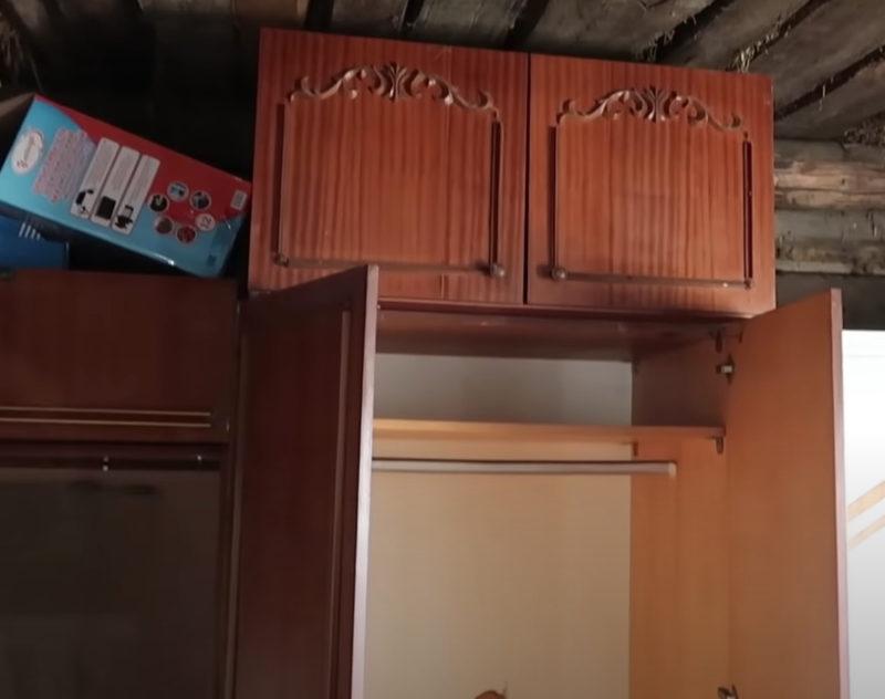 Такой шкаф был у каждого дома. Настоящая находка для отличной переделки для дома и дачи,мастер-класс,мебель