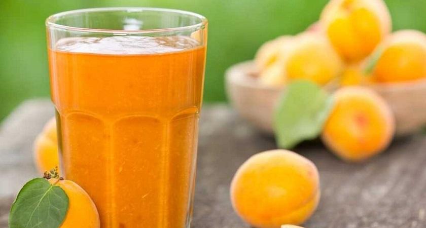 Сок из абрикосов с мякотью: закрываем вкусный напиток на зиму без соковыжималки