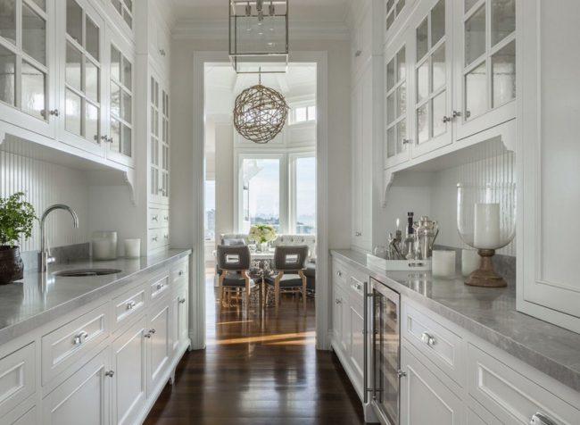 Перенос кухни в коридор - важный этап в перепланировке квартиры или дома