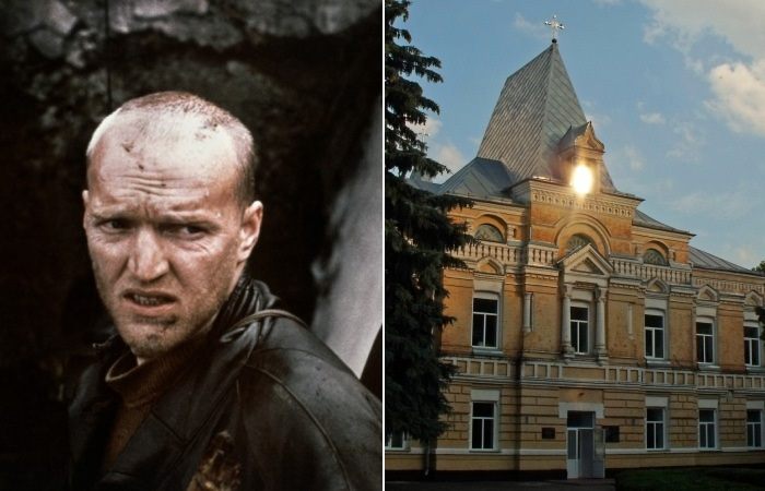 7 самых страшных мест Украин…