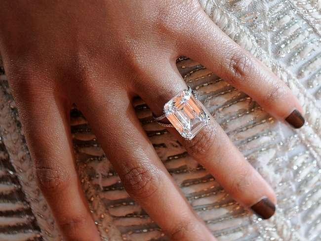 Кольца для помолвки 100 лет назад и сейчас