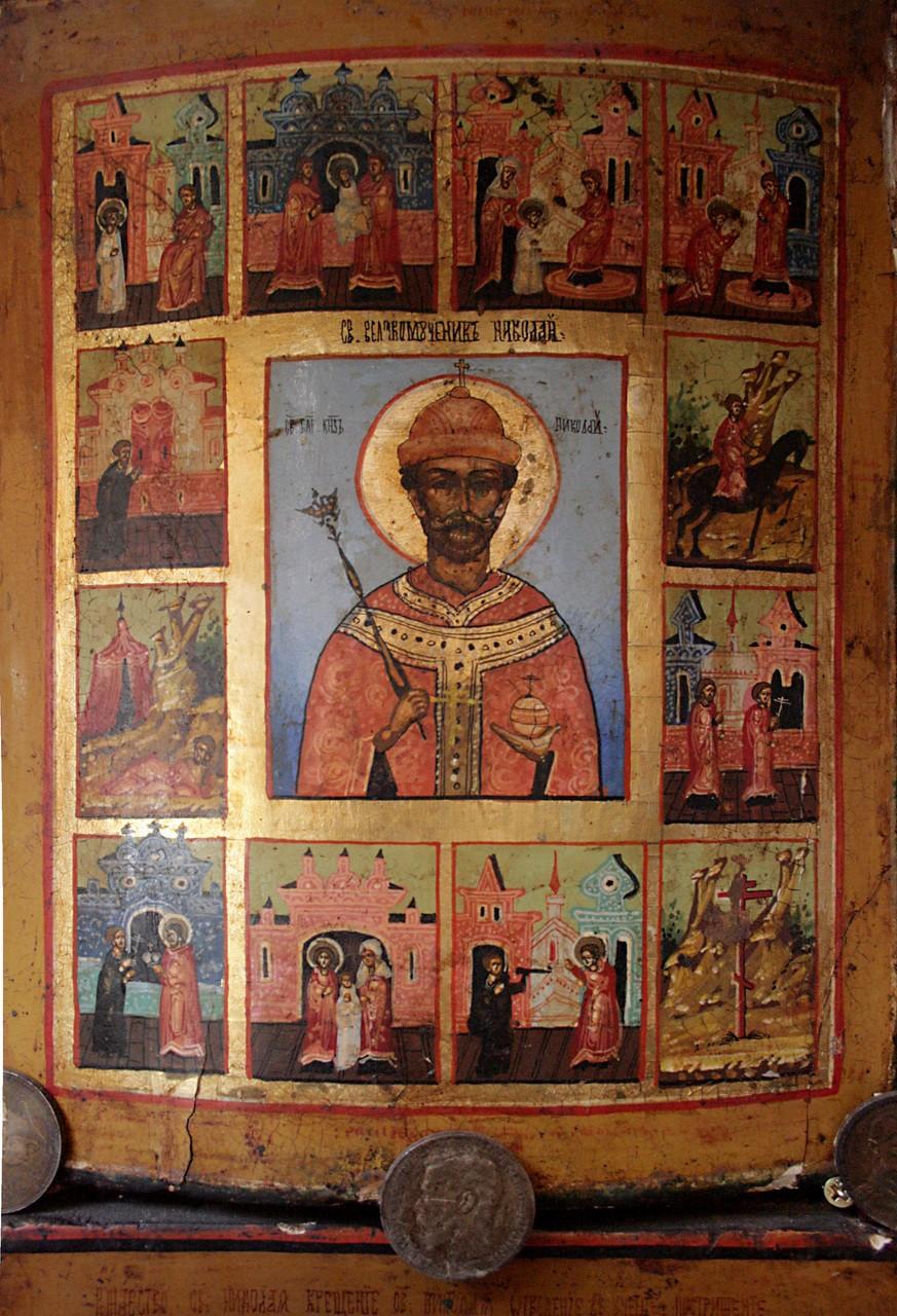 Пророчества в иконах, написанных по Авелю-Тайновидцу - о грядущем Царе и будещем России и всего мира сего