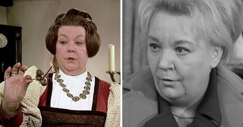 Актеры любимой сказки «Три орешка для Золушки» 44 года спустя