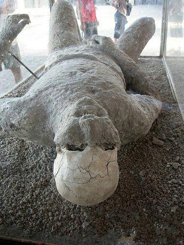 Привет из Помпей древний рим, Везувий, Катастрофа, длиннопост, крипота, извержение вулкана, Помпеи